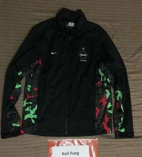 14SS FCRB Nike Strom Fit Warm Up Jacket