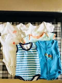 Unisex baby romper for newborn-Preloved