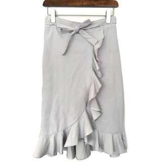 Wrap-up Ruffle skirt