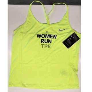 🚚 2017 WOMEN RUN TPE 背心 NIKE