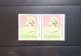 Hong Kong vintage 1987 stamps mint condition