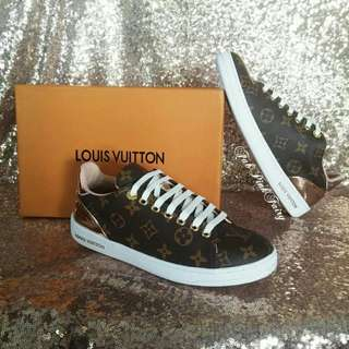 5e971c957cfe SALE All Size LV Sneakers Louis Vuitton Sneakers LV Shoes Christmas Gift