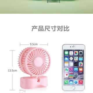 🚚 USB Powerful Fan, Twin Head, Couple Fan