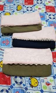 1 pcs dompet pouch tempat tissue travelling