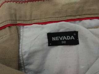 Nevada size 32