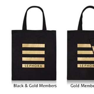 Sephora Authentic Tote Bag