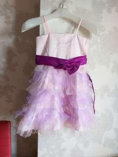 Dress party anak