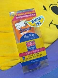 全新NEW 香蕉船戶外運動防曬乳液90ml