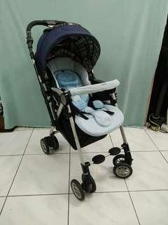 Aprica 719 Auto嬰兒推車