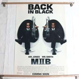 MIB 2 MEN IN BLACK 2 original movie poster