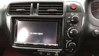 radio sony ddin dvd player