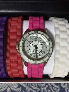 Original XOXO interchangeable watch