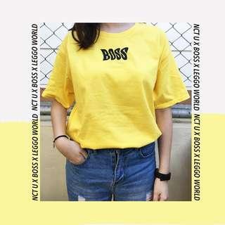 NCT Boss Shirt