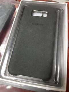 Samsung S8+ Alcantara Case