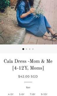 Brand New Cala Blue Dress Size S