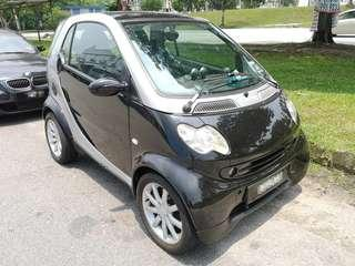 SMART FOR TWO 450 FOR2 COUPE PASSION