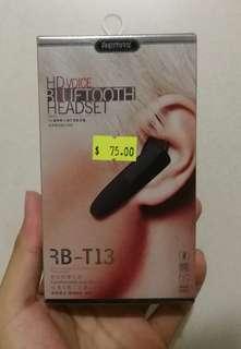 Remax Bluetooth Wireless Earpiece