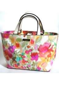 Kate Spade Floral Satchel Bag