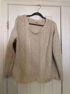 Urban Outfitters Knit Grandpa Sweater