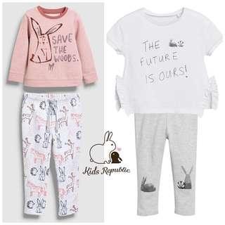 KIDS/ BABY - Jogger/ Sweatshirt/ Tshirt/ Leggings/ Set