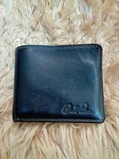Authentic Arnold Palmer leather wallet
