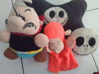 Boneka take all