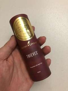 Young Living Thieves Roll on