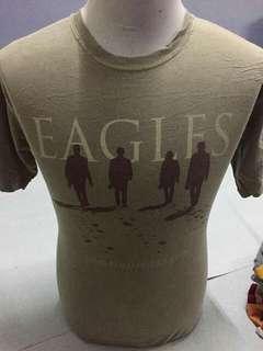 EAGLES TOUR 08/09 SHIRT