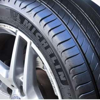 215/60R17 Michelin Primacy 4