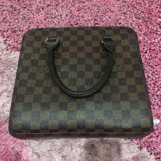 Louis Vuitton Triana Damier Bag