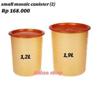 Small Mosaic Canister (2)