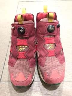 Reebok insta pump fury x END.