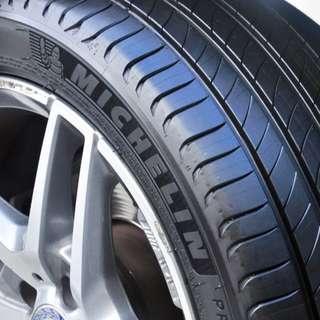 225/55R17 Michelin Primacy 4