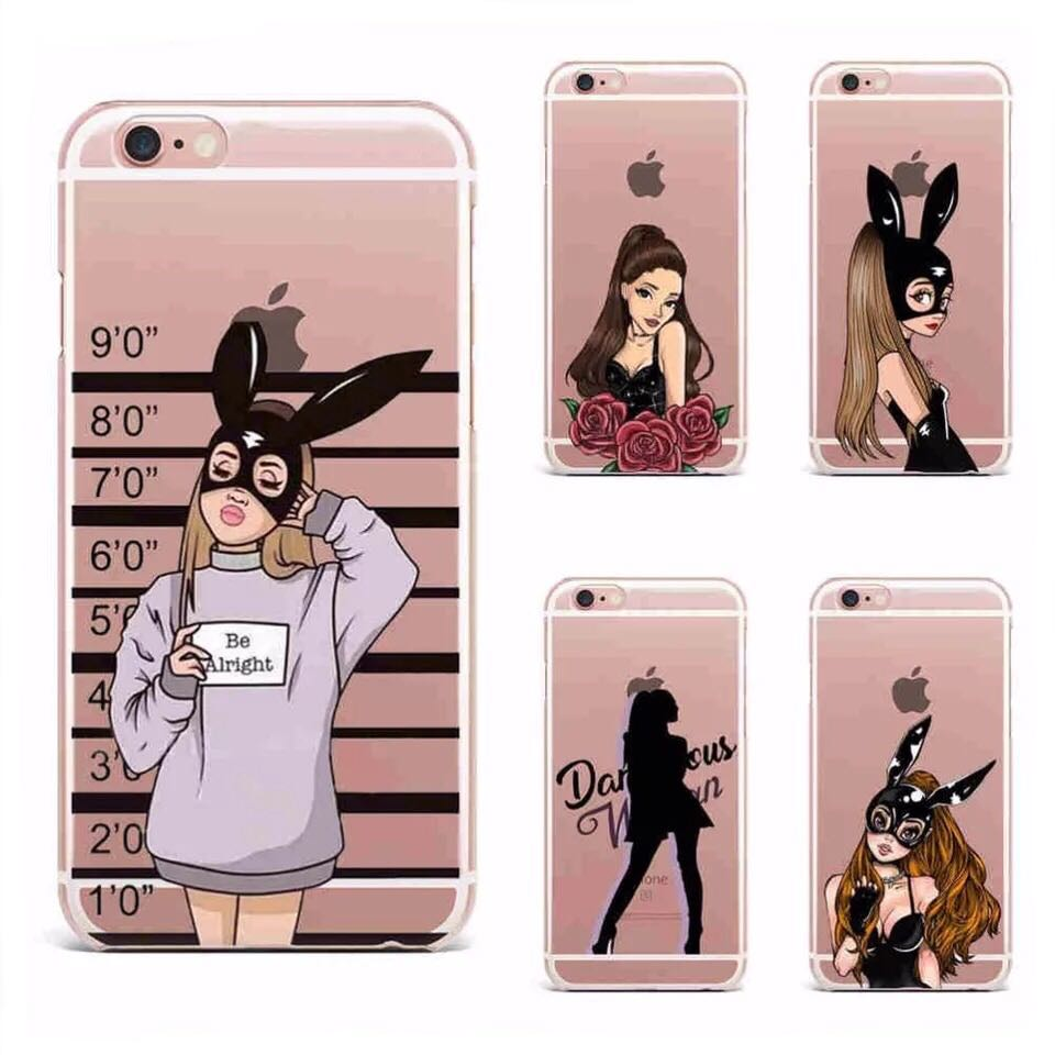 buy online 24da2 f0570 🌸 [PO] Ariana Grande iPhone Case Dangerous Woman Sweetener