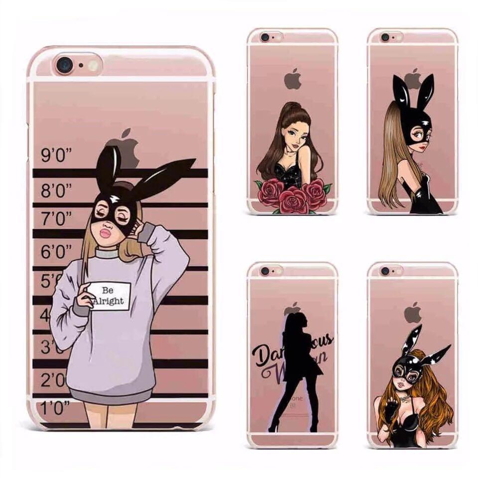 ariana grande iphone 7 case