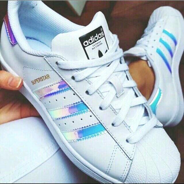 f51432ee9d4 Adidas Superstar Holographic  PO