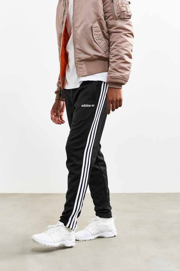 7d0330931246 Adidas Tapered   Cuffed Tracksuit Pants