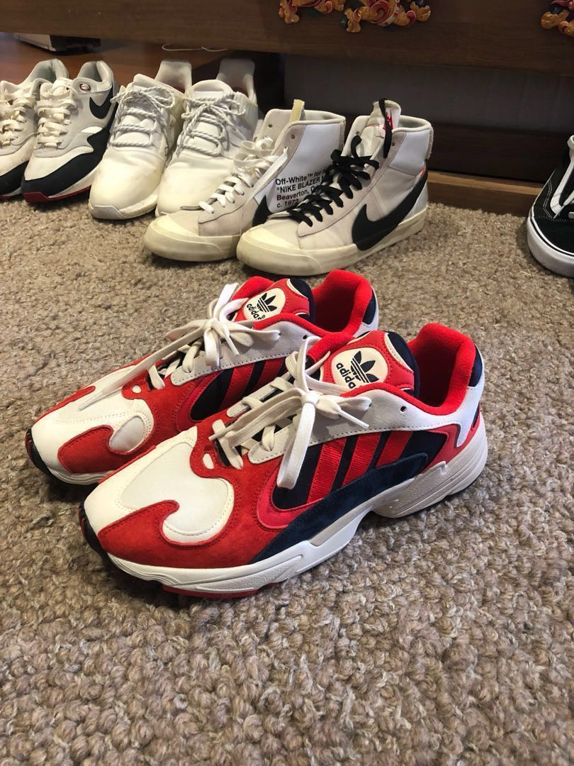 Adidas Yung-1 OG US 11.5 UK 11 1e8fe0999