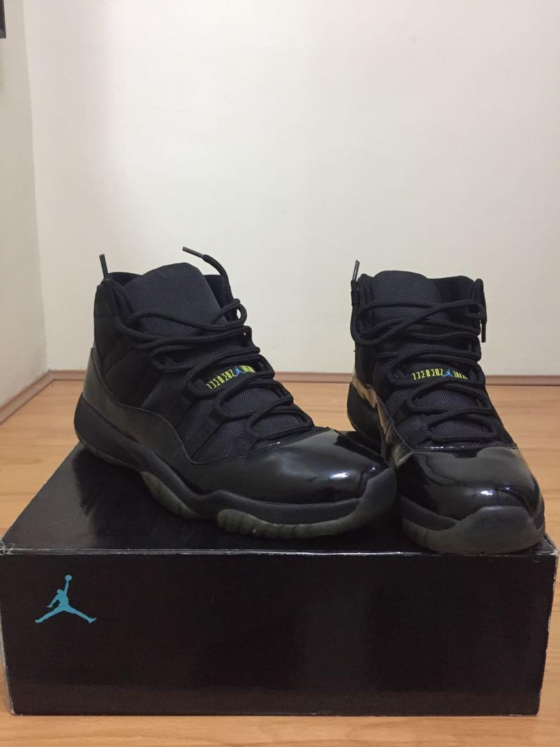 325f6aec0a6728 Air Jordan 11 Retro GAMMA BLUE