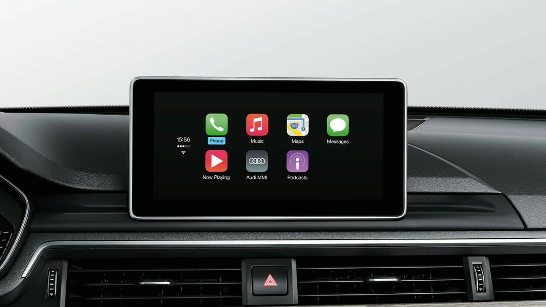 Audi Apple Carplay Retrofit Car Accessories Accessories On Carousell
