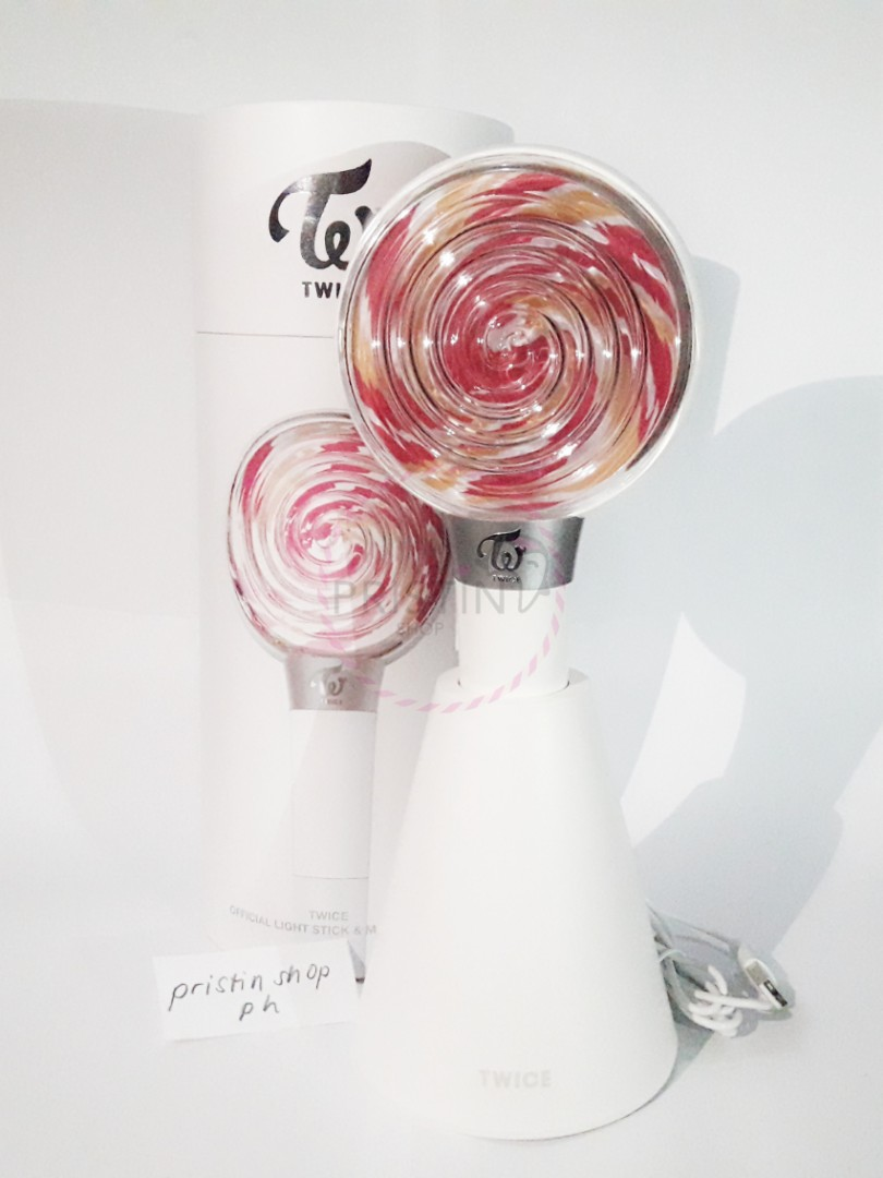 CANDY BONG TWICE 🍭 on hand!!!!, K-Wave on Carousell