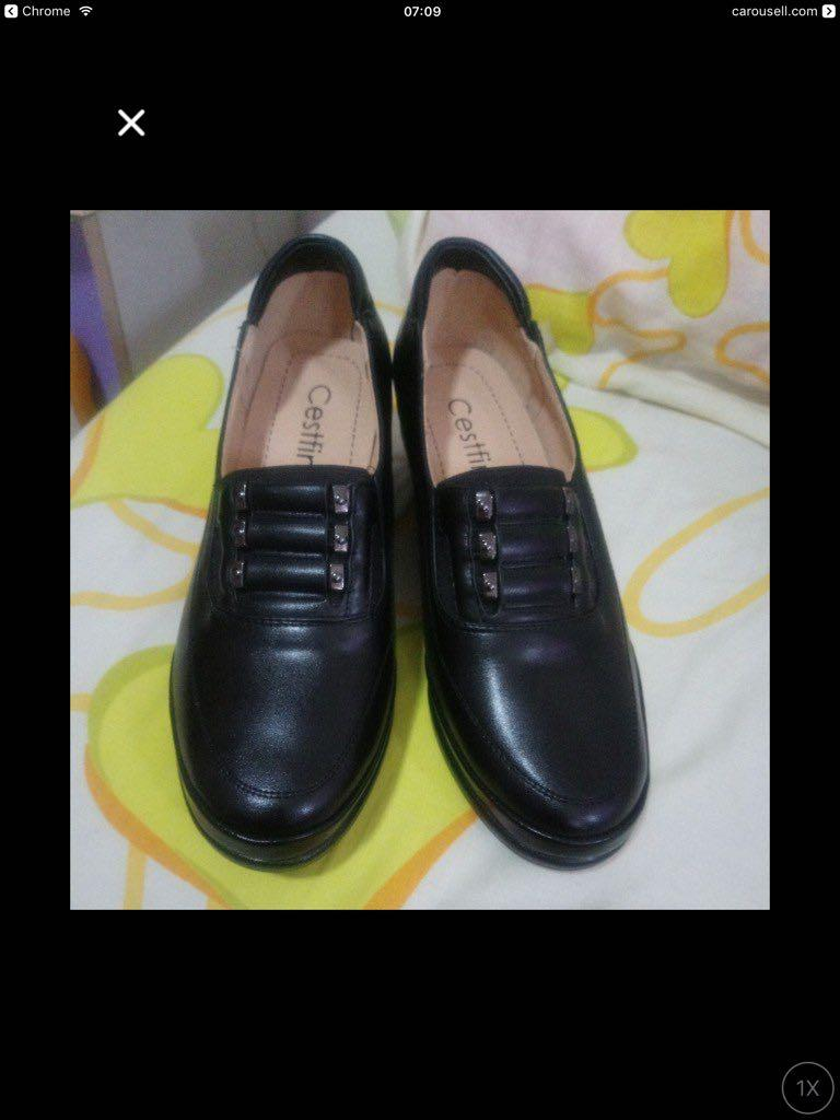 Cestfini Black Shoes