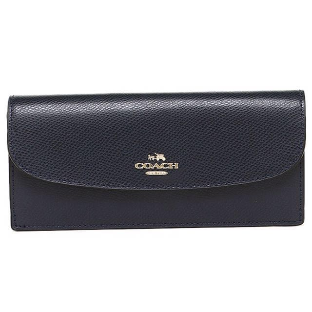 Dompet COACH Wanita original Leather a7891a146d
