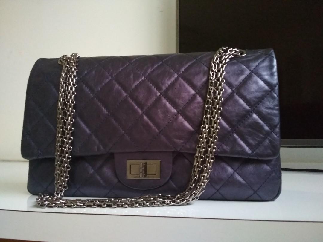 e9c4ecc69850dc Full Local Set! Chanel Large Reissue 227, Luxury, Bags & Wallets ...
