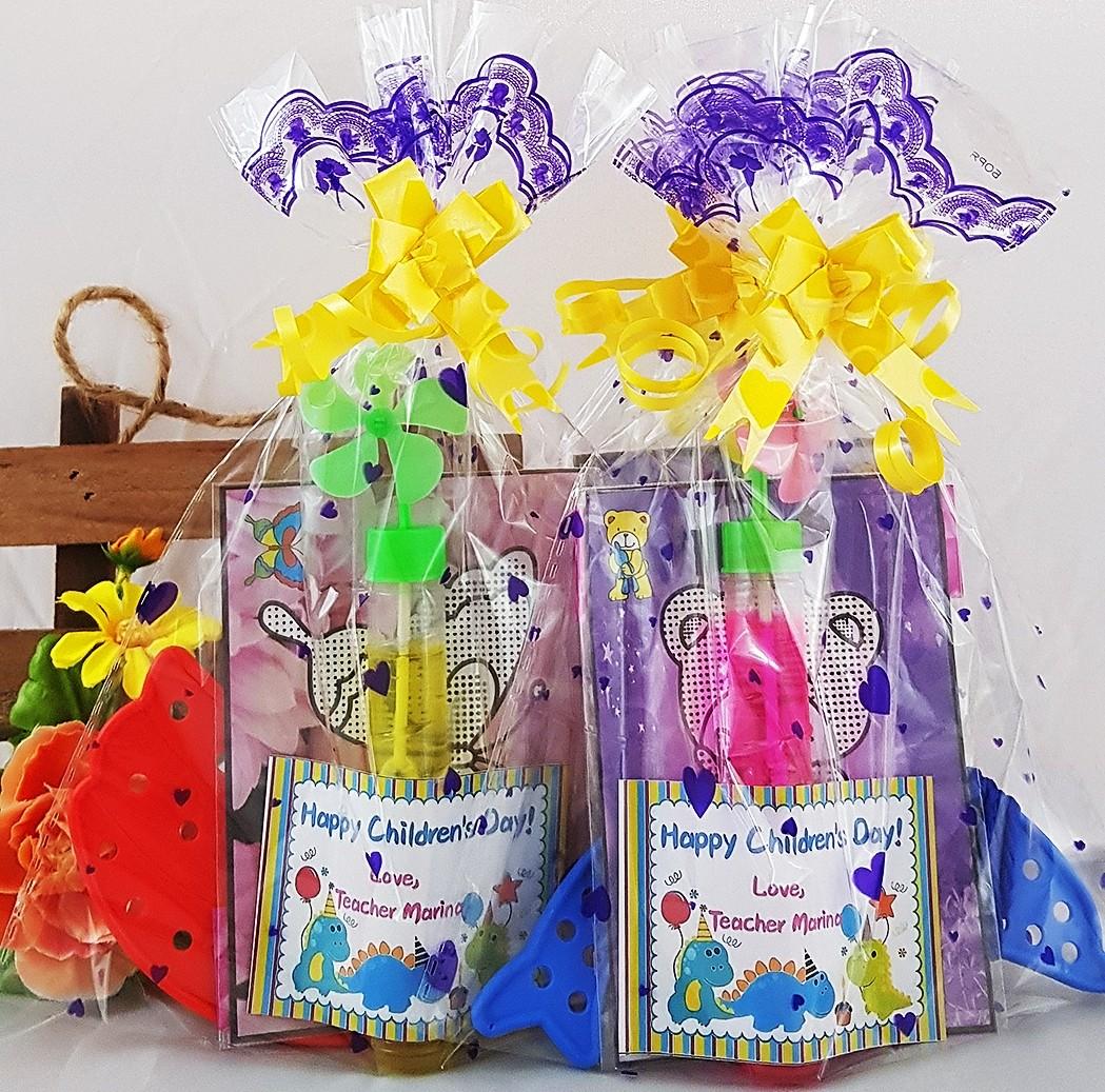 Goodie Bag Goody Toddler Birthday Packs Babies Kids Toys