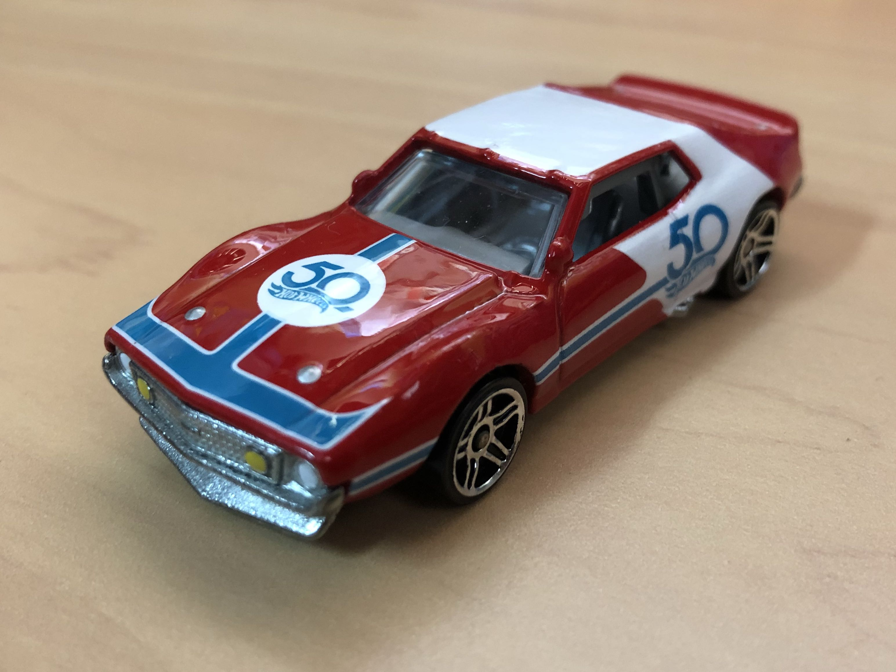 Hot Wheels AMC Javelin AMX Wheelswapped Loose