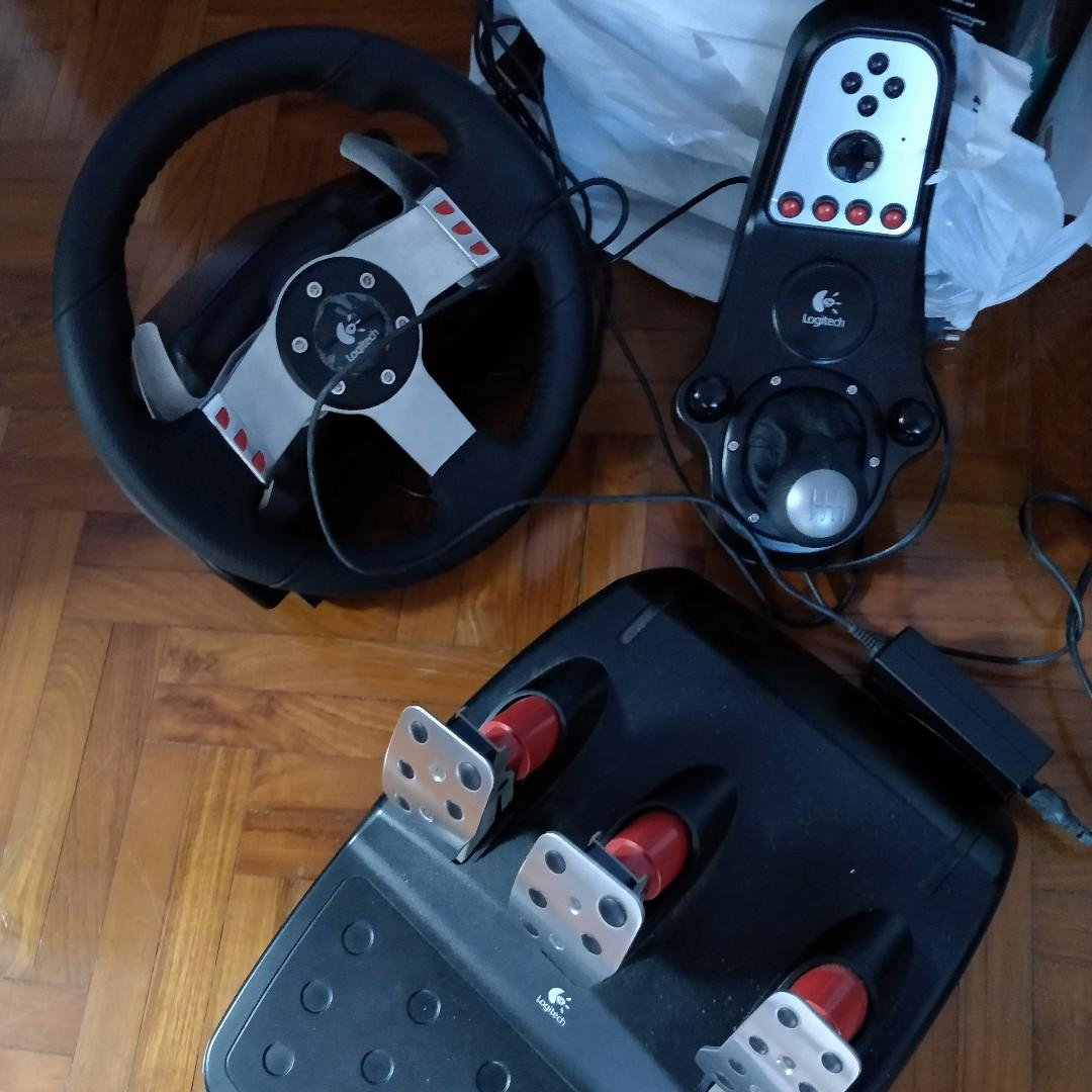 Logitech G27, Electronics, Others on Carousell