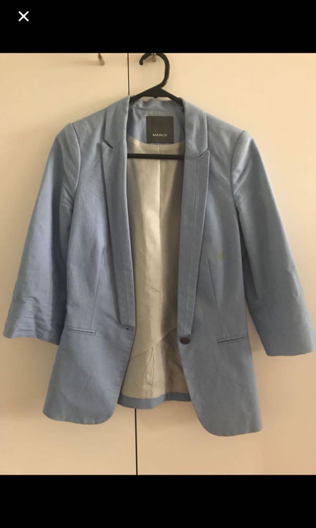 Marc's blazer