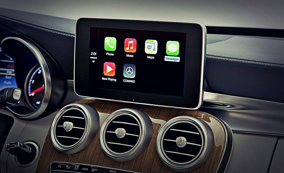 Mercedes ntg4 5/5 0/5 1 apple carplay, android auto, mirrorlink for all  mercedes model