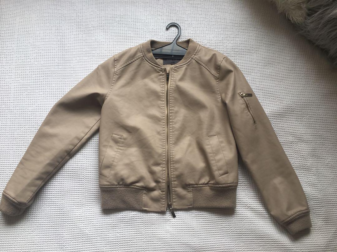 Mirrou crop jacket